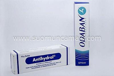 ODABAN SPRAY 30ml + ANTIHYDRAL POMADA 70g