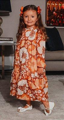 VESTIDO BLESSINHA MARGARETH | DNA BLESSED CÓDIGO: KM211068