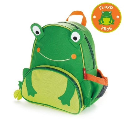 Mochila Sapo Floyd Frog Skip Hop Infantil