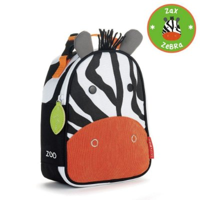 Lancheira Zebra Zax Skip Hop Infantil