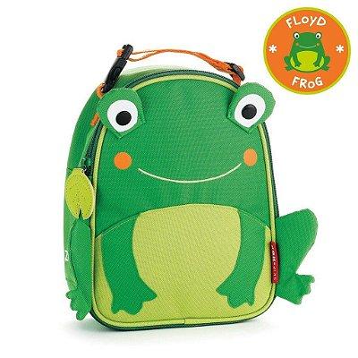 Lancheira Sapo Floyd Frog Skip Hop Infantil