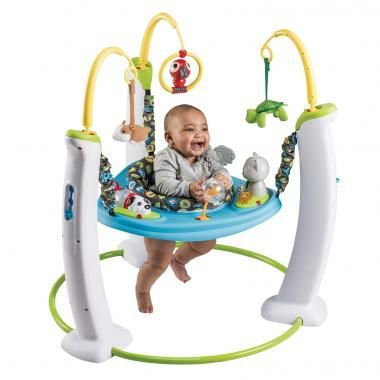 Exersaucer Jumper Evenflo Animais