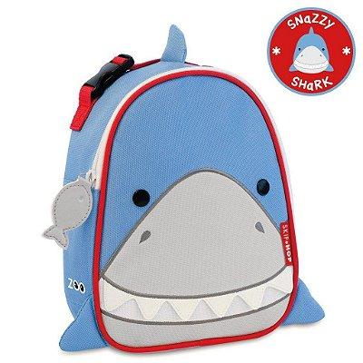 Lancheira Tubarão Snazzy Shark Skip Hop Infantil