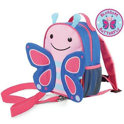Mochila com Cinto Borboleta Blossom Butterfly Skip Hop Infantil