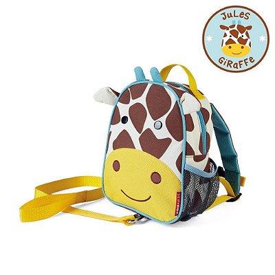 Mochila com Cinto Girafa Jules Giraffe Skip Hop Infantil