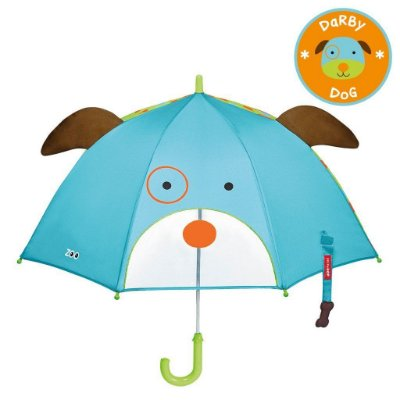 Guarda Chuva Skip Hop Zoo Cachorro Darby Dog