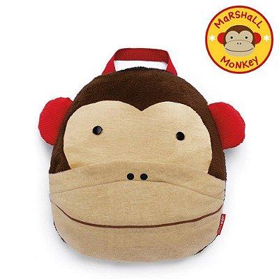 Cobertor Skip Hop Linha Zoo Tema Macaco Marshal Monkey
