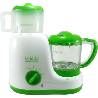 Máquina de Papinha BabyCooking Vizio Verde