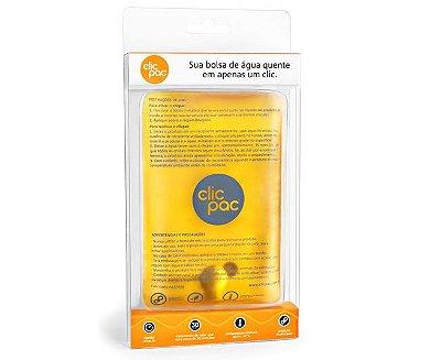 Bolsa Térmica em Gel para Cólicas e Dores Clic Pac