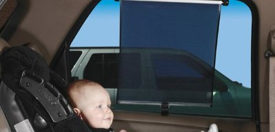 Protetor Solar Retrátil Para Carro Jolly Jumper