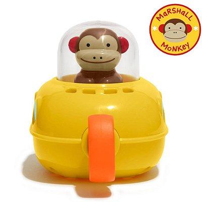 Brinquedo para Banho Skip Hop Linha Zoo Submarino do Macaco