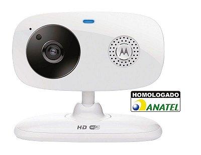 Baba Eletrônica Bebê Câmera de Vídeo Wi-fi Focus66 Motorola Visão Noturna