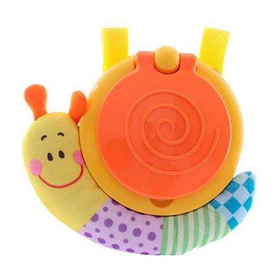 Brinquedo de Berço para Atividade Caracol Mágico