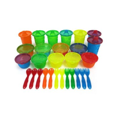kit Alimentação com 28 peças