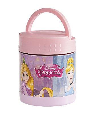 Frasco Térmico de Inox Princesa com Alça - Girotondo Baby
