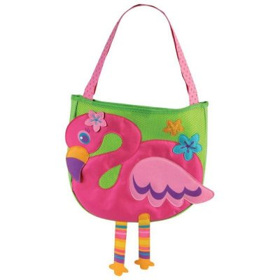 Bolsa de Praia Infantil Flamingo - Stephen Joseph