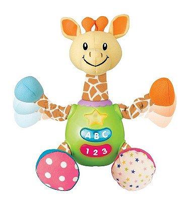 Meu Amigo Sabichão Girafa - Animais da Selva Inteligentes