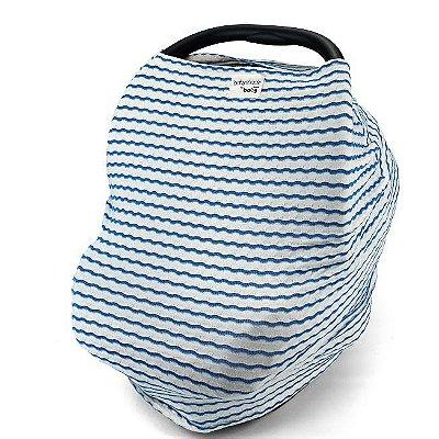 BabyShade Capa Multifuncional - Sydney Blue