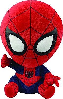 Pelúcia Homem Aranha Vingadores 22cm