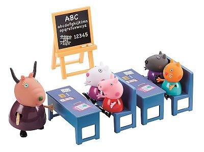 Sala de Aula Peppa Pig - DTC