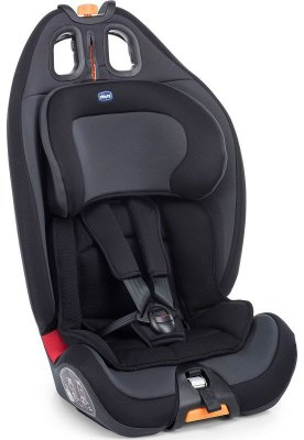 Cadeira Auto Gro-Up 123 Black Night - Chicco