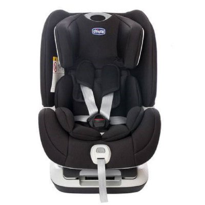 Cadeira Auto Chicco Seat Up Reclinável Black 0 A 25 Kg com Isofix - Chicco
