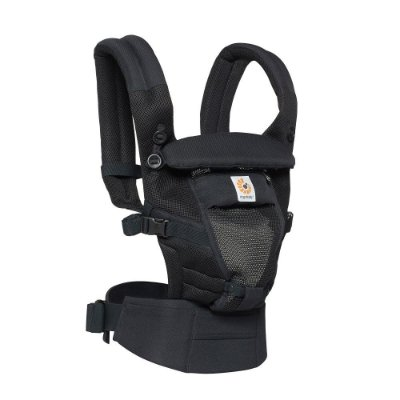 Canguru Ergobaby Adapt Cool Air Mesh Onyx Black