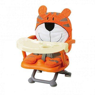 Cadeira de Alimentação Tigre Laranja - Dican