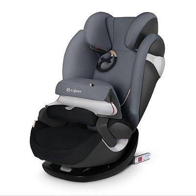 Cadeirinha para Carro Auto Pallas M-fix com Isofix Cybex Graphite / Black 9 a 36 kg