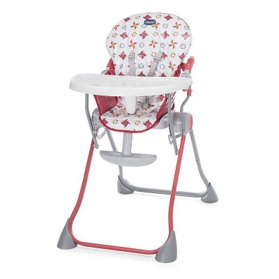 Cadeira de Papa Chicco Pocket Meal - Red Bras