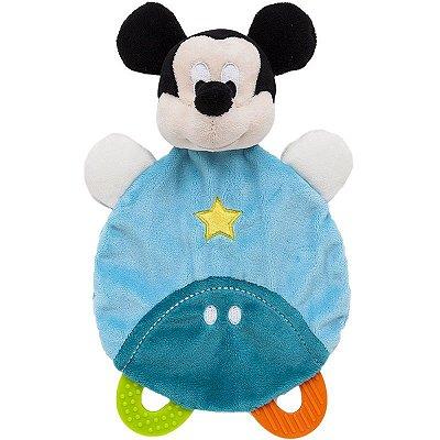Naninha com Mordedor Disney Mickey Mouse