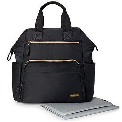 Bolsa Maternidade (Diaper Bag) Mainframe BACKPACK - Black Skip Hop