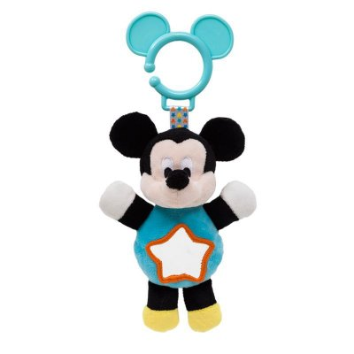 Pelúcia de Atividades Disney - Mickey Mouse com Espelhinho - Buba