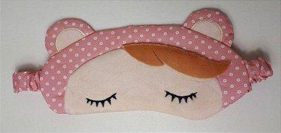 Máscara Tapa Olhos Metoo Doll Angela Rosa