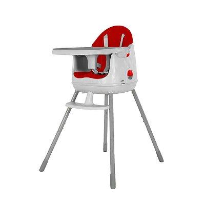 Cadeira de Refeição Alimentação Jelly Safety 1st Vermelha
