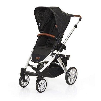 Carrinho de Bebê Travel System Salsa 4 Piano Preto ABC Design