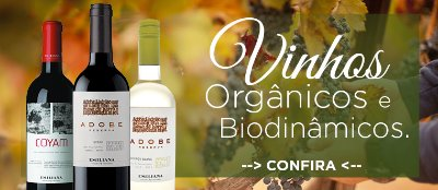 Orgânicos e Biodinâmicos