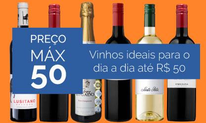 Preço MÁX R$50