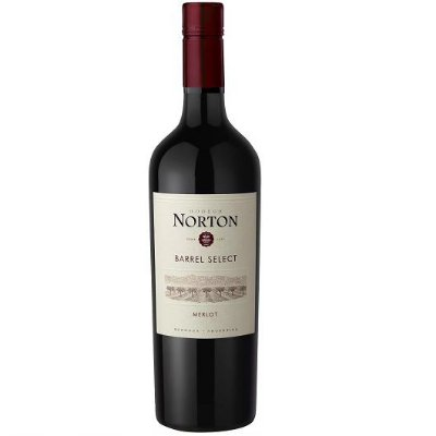 NORTON BARREL SELECT MERLOT 2015