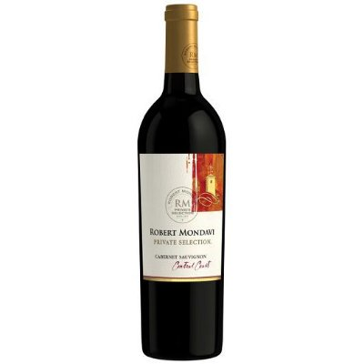 ROBERT MONDAVI PRIVATE SELECTION CABERNET SAUVIGNON 2012