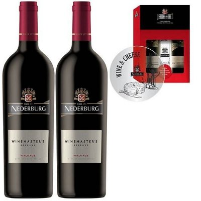 KIT NEDERBURG WINEMASTER'S RESERVE PINOTAGE 2013