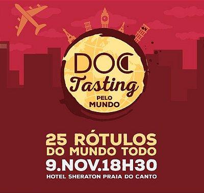 DOC Tasting pelo MUNDO