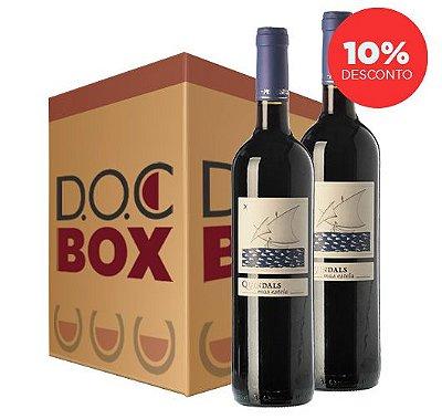 MAS ESTELA QUINDALS 2007 - DOC BOX 2 GARRAFAS