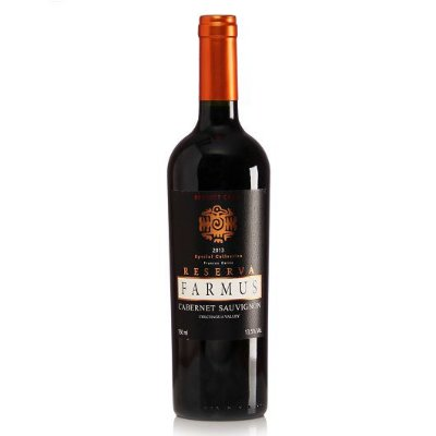 FARMUS SPECIAL COLLECTION RESERVA CABERNET SAUVIGNON 2016