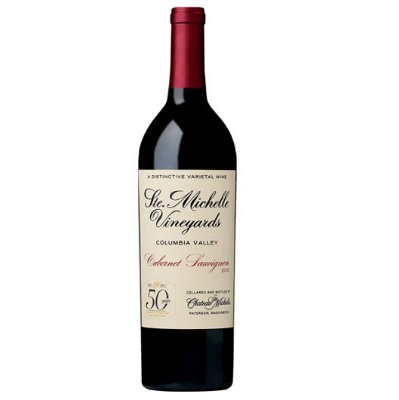 STE. MICHELLE VINEYARDS CABERNET SAUVIGNON 2015