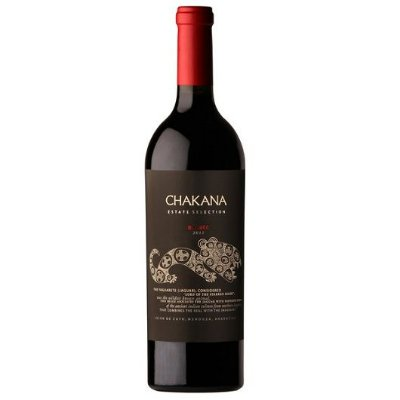 CHAKANA ESTATE SELECTION MALBEC 2014