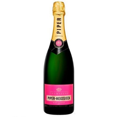 CHAMPAGNE PIPER-HEIDSIECK ROSÉ SAUVAGE BRUT