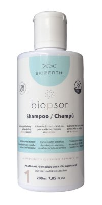 Shampoo Biopsor - 200 ml