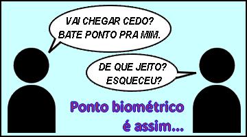 Ponto biometrico