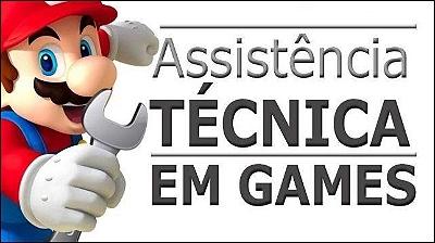 Assistencia tecnica games